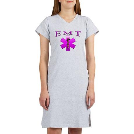 EMT(pink) Women's Nightshirt
