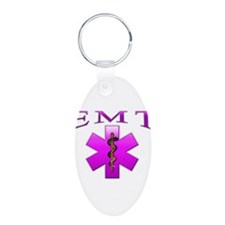 EMT(pink) Keychains