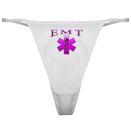 EMT(pink) Classic Thong