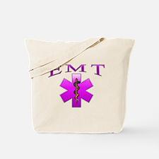 EMT(pink) Tote Bag