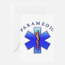Paramedic Greeting Card