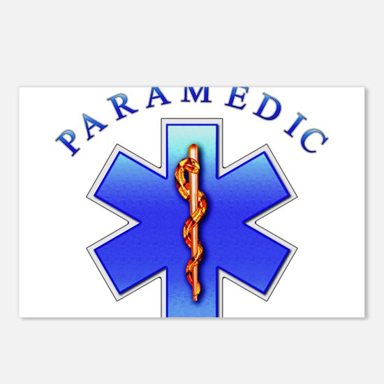 Paramedic Postcards (Package of 8)