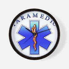 Paramedic Wall Clock