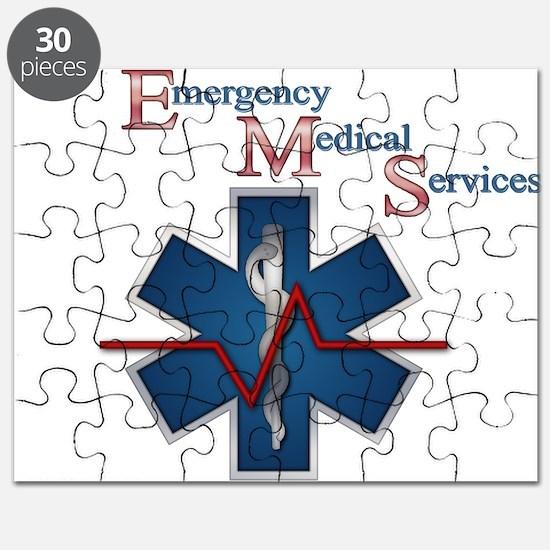 EMS Life Line Puzzle
