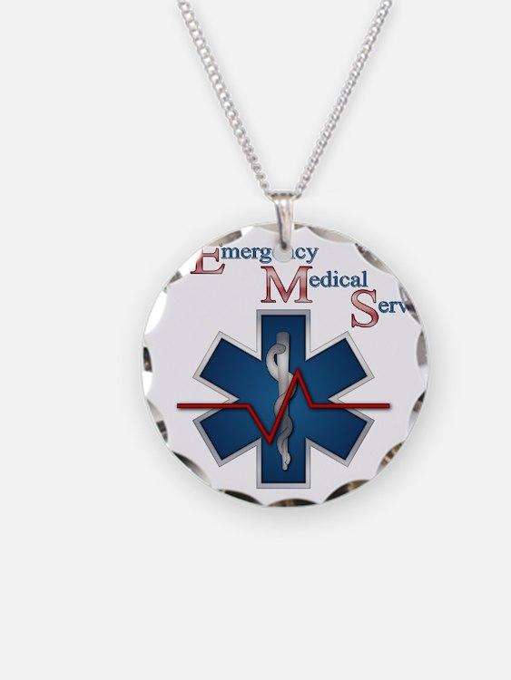 EMS Life Line Necklace