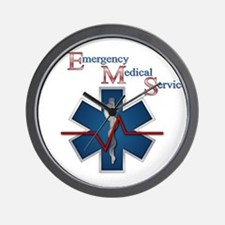 EMS Life Line Wall Clock