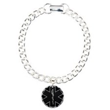 Star of Life(BW) Bracelet