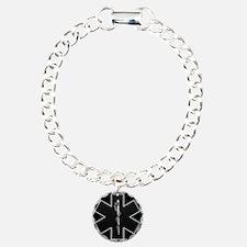Star of Life(BW) Bracelet
