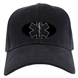 Emt Baseball Cap with Patch