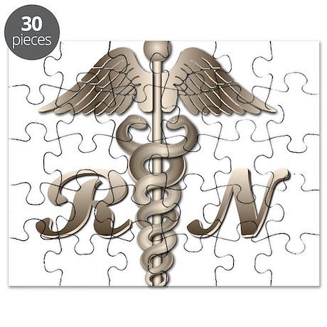 RN Caduceus Puzzle