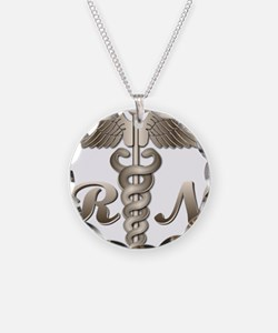 RN Caduceus Necklace