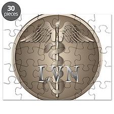 LVN Caduceus Puzzle