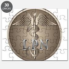 LPN Caduceus Puzzle