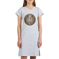 LPN Caduceus Women's Nightshirt