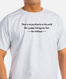 There Is No Psychiatrist T-Shirt