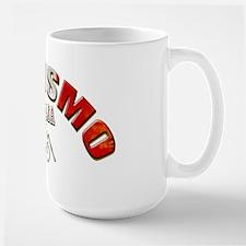 Italy Cycling Large Mug