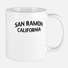 San Ramon California Mug