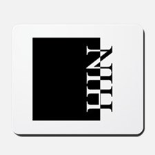 NIH Typography Mousepad