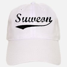 Vintage Suweon Baseball Baseball Cap