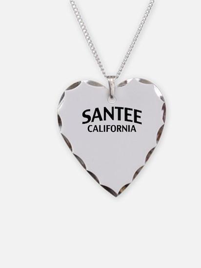 Santee California Necklace