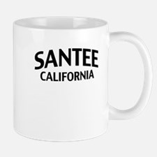 Santee California Mug