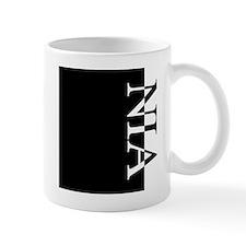 NIA Typography Mug