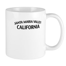Santa Maria Valley California Mug