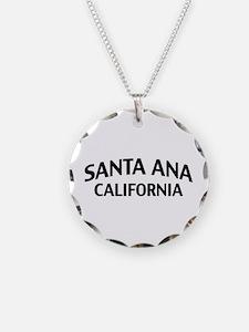 Santa Ana California Necklace