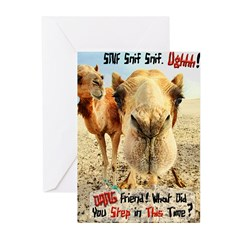 What did You Step In? Greeting Cards (Pk of 10)