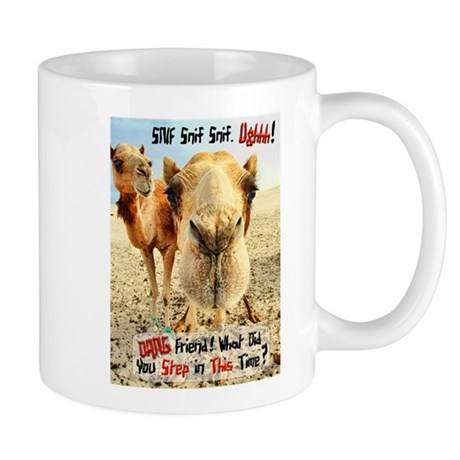 What did You Step In? Mug