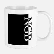 NGB Typography Mug