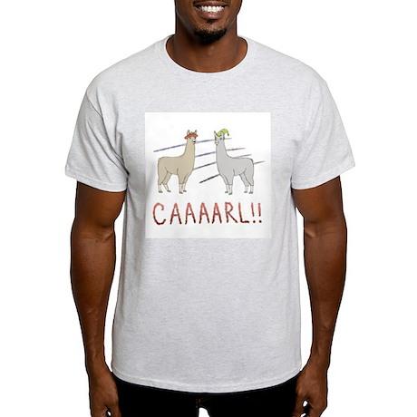 llama1-white T-Shirt