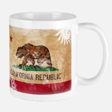 California Flag Mug
