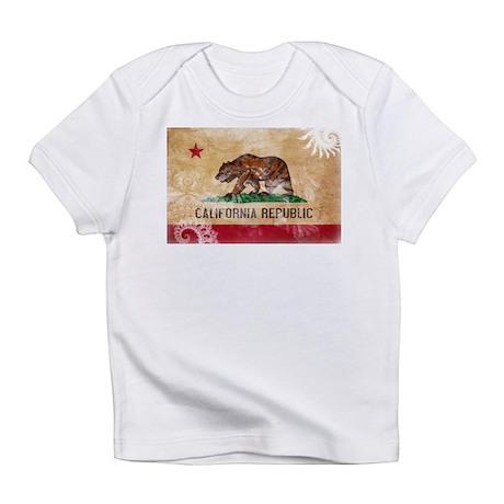 California Flag Infant T-Shirt
