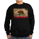 California Flag Sweatshirt (dark)