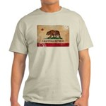 California Flag Light T-Shirt