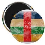 Central African Republic Flag Magnet