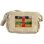 Central African Republic Flag Messenger Bag