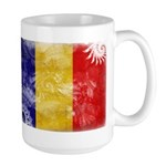 Chad Flag Large Mug