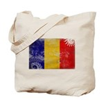 Chad Flag Tote Bag
