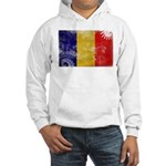 Chad Flag Hooded Sweatshirt