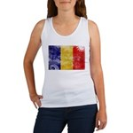Chad Flag Women's Tank Top