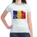 Chad Flag Jr. Ringer T-Shirt