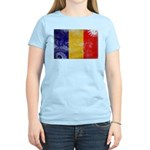 Chad Flag Women's Light T-Shirt