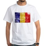 Chad Flag White T-Shirt