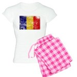 Chad Flag Women's Light Pajamas