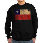 Chile Flag Sweatshirt (dark)