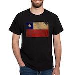 Chile Flag Dark T-Shirt