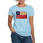 Chile Flag Women's Light T-Shirt