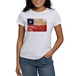 Chile Flag Women's T-Shirt
